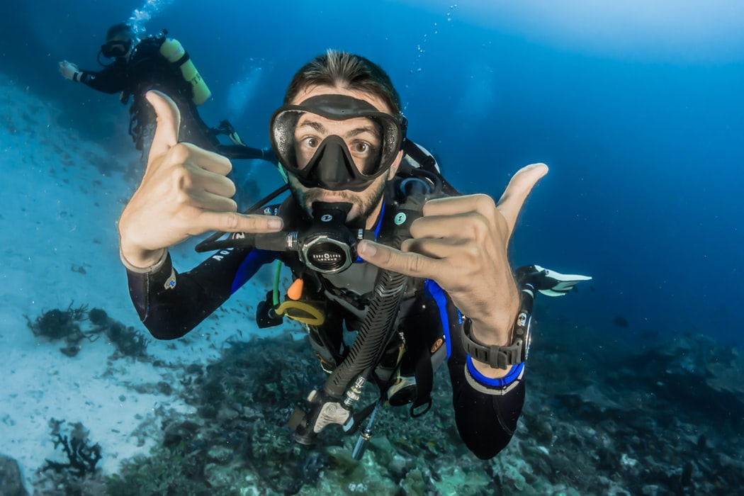 What you need to learn to get a Padi Leisure Diver Certificate?